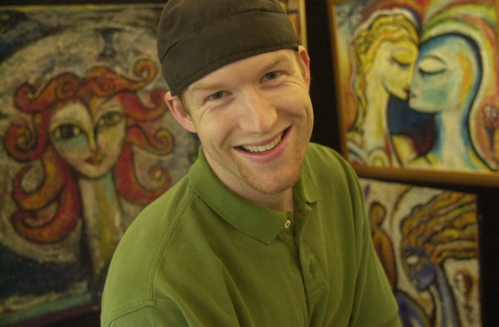 Wolff welcomes you to his world of Art, Poetry & Music!