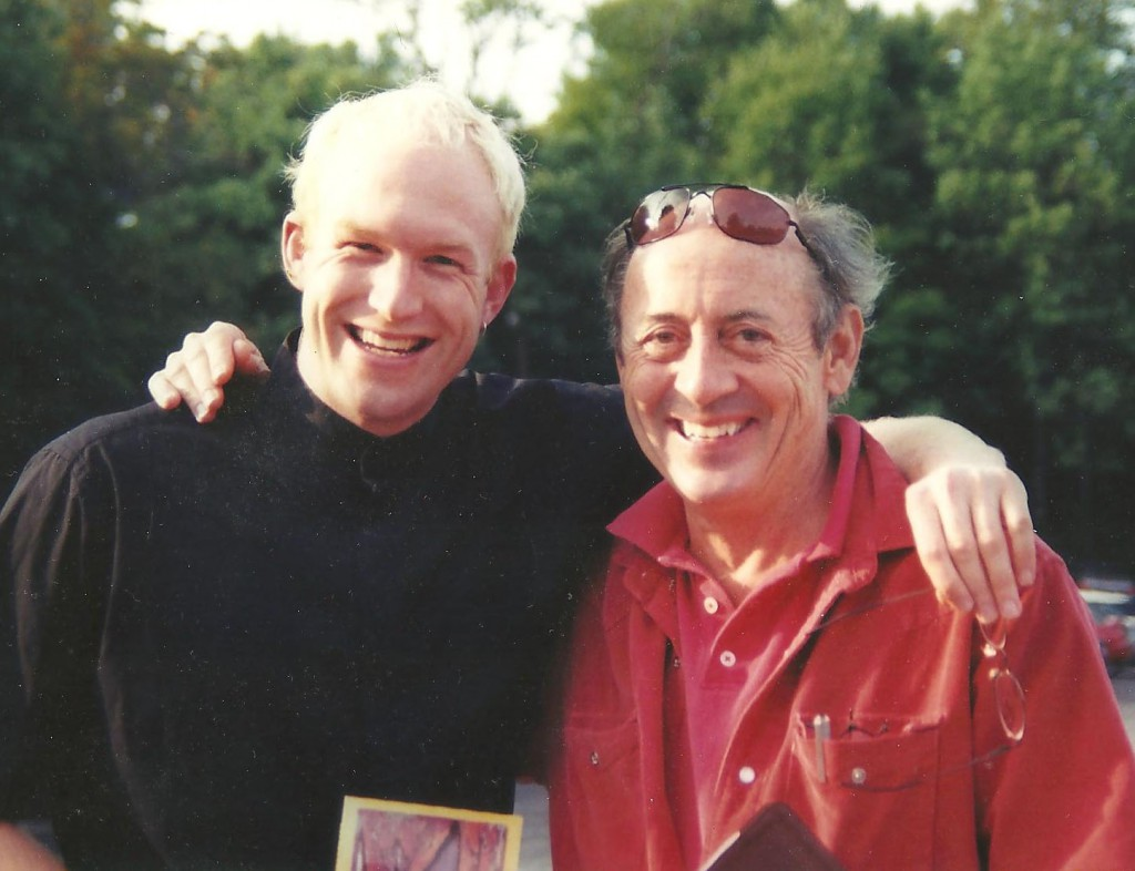 Wolff & Poet Laureate Billy Collins